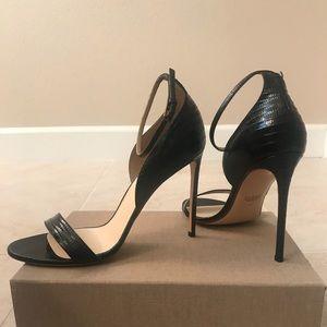 Vero Cuoio 100mm high heel sandal